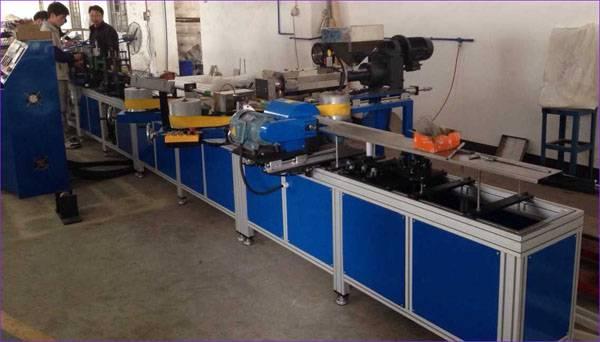 Fully-automatic Big Roller Hot Glue Winding Machine (TB-CRJ-01)