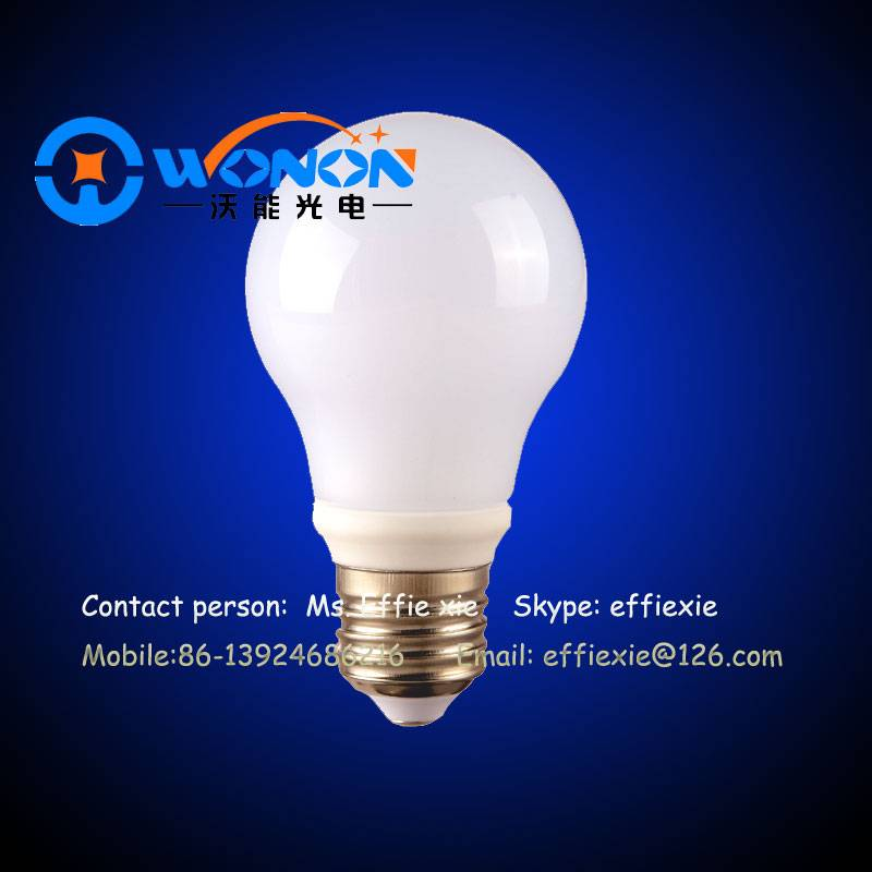 high CRI ceramic 3w 5w led bulb lights