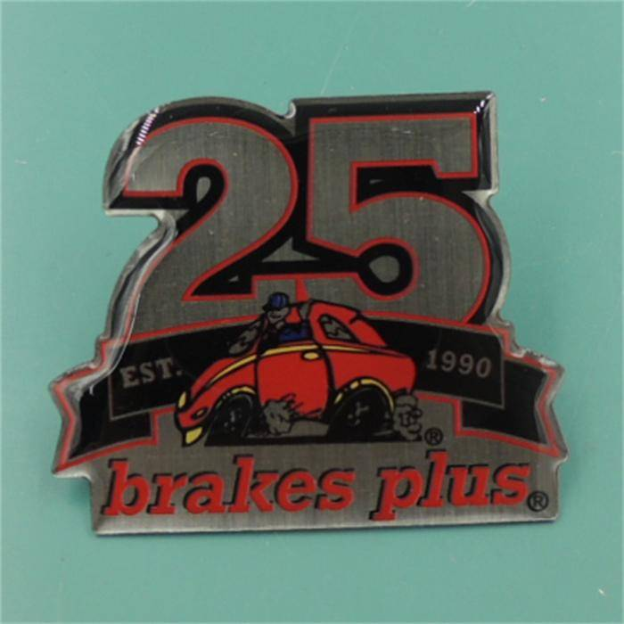 2014 custom sport lapel pins for promotion