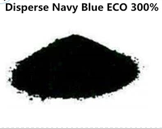 Disperse Navy Blue ECO 300% disperse dyes used for fabric dyeing