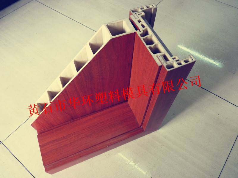 The combination of 5 wood plastic door pocket mold company recommended 2