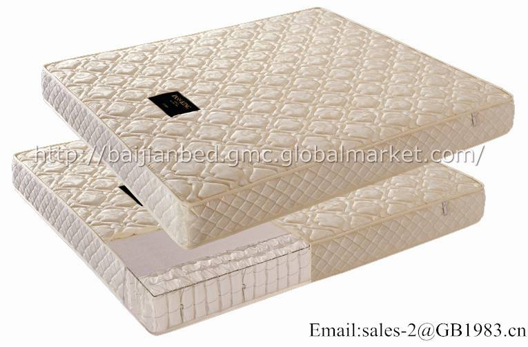 Soft Feeling Pocket Spring Mattress For Hotel Cheap