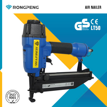 RONGPENG Heavy Duty Finish Nailer RP9064/T64C