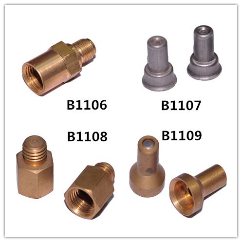 B1106~1109 Gas heater parts gas pilot nozzle/brass nozzle