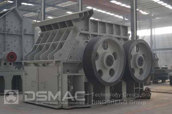 Hammer coal crusher for sale