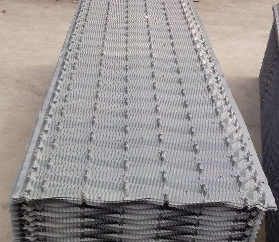 Kuken 730mm 750mm 950mm cross flow cooling tower filler