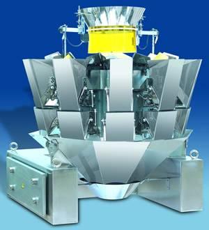 JY-2000B multihead weigher
