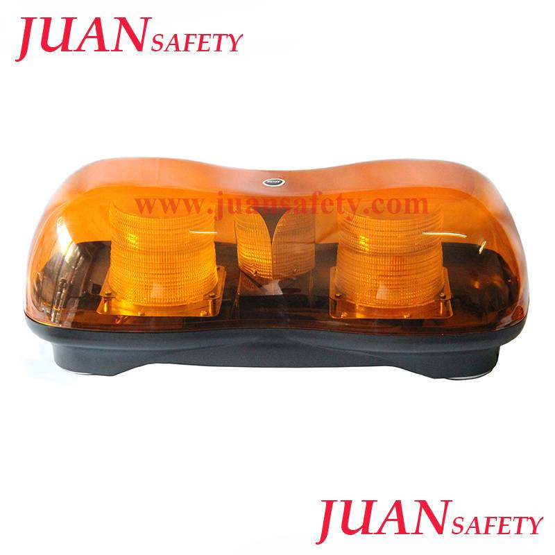 Led warning lightbar Clear PC Cover LED Beacon Lights emergency Mini Lightbar LTR-500