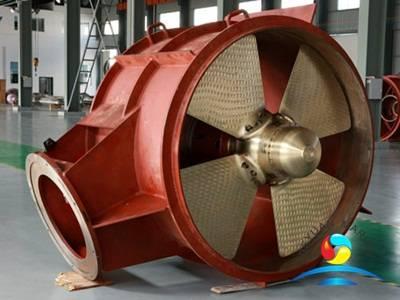 Marine Diesel Engine Driven Tunnel Thruster