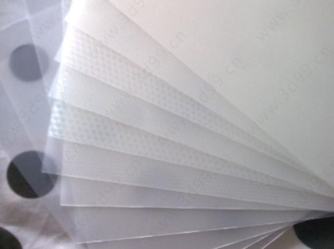 Fly-eye Lenticular Lens Sheet Pp 360 Lenticular Film With 3d Effect