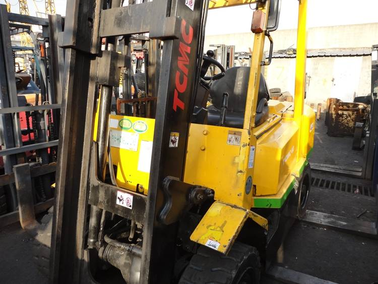 4ton used forklift truck/ used tcm truck forklift