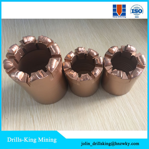 core drilling tools pdc core drill bits