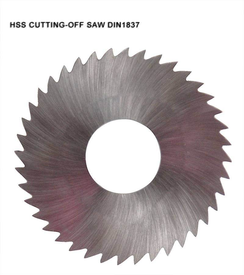 HSS saw blade for stainless steel cutting