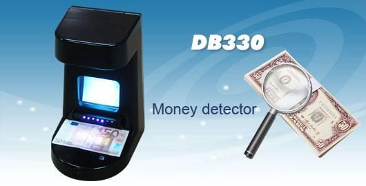 counterfeit money detector DB330