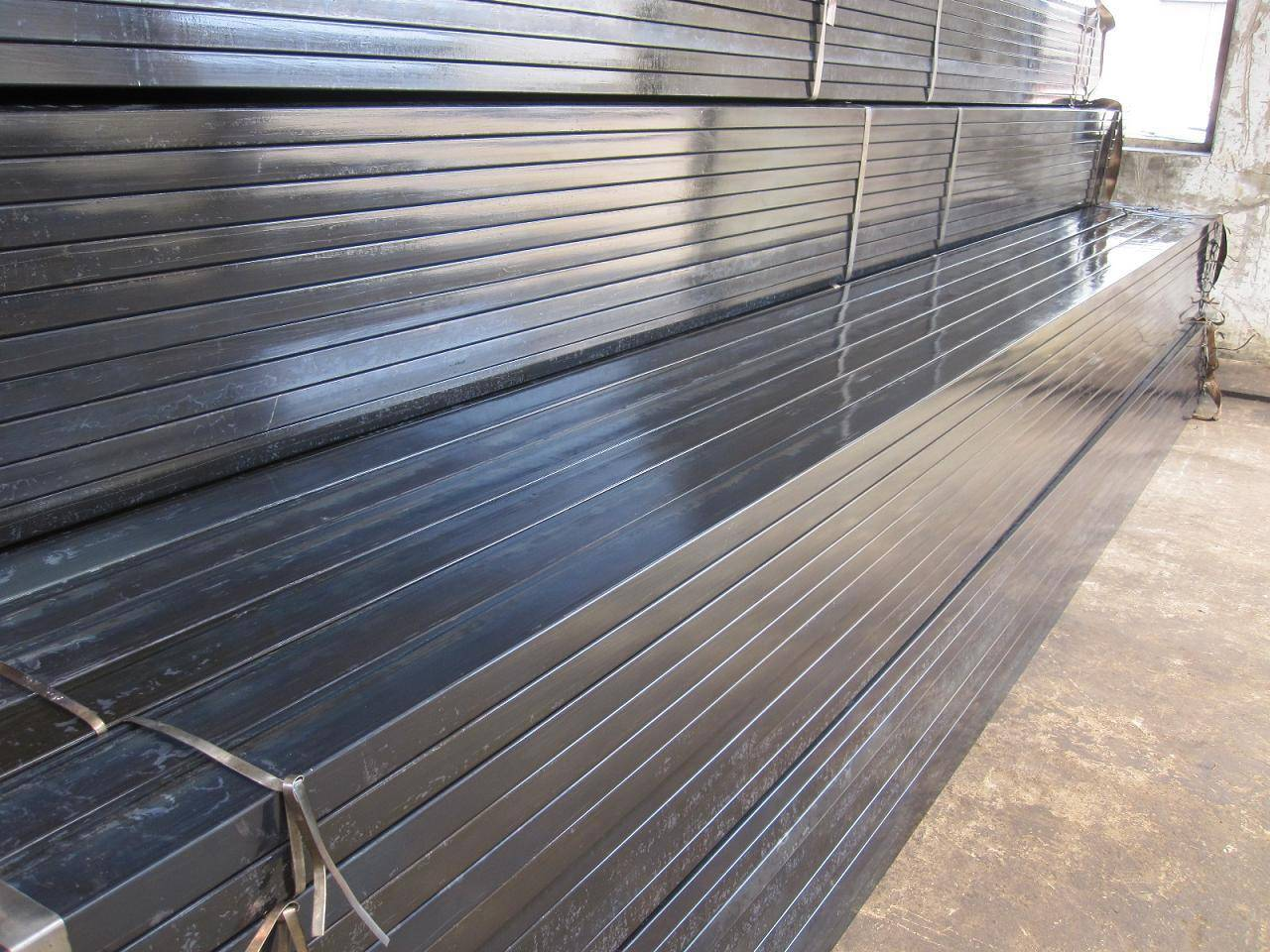cold rolled steel pipes