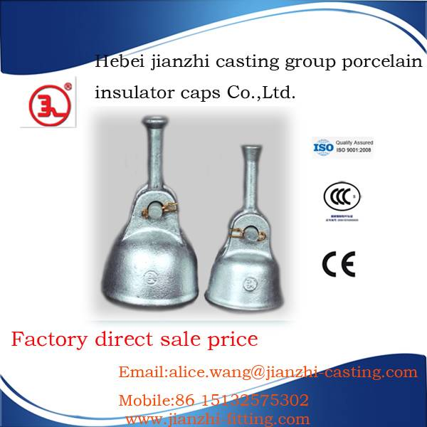 ductile iron casting electric hardware