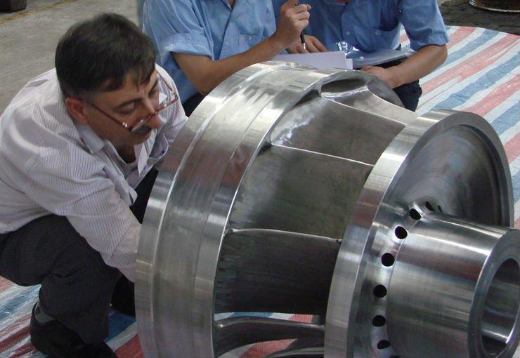 Francis Turbine/Hydro Turbine/Hydro Power