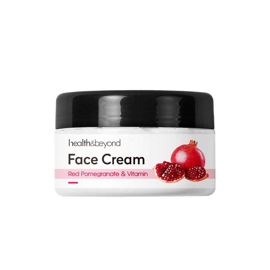 100g cosmetic chinese oem private label face cream lotion