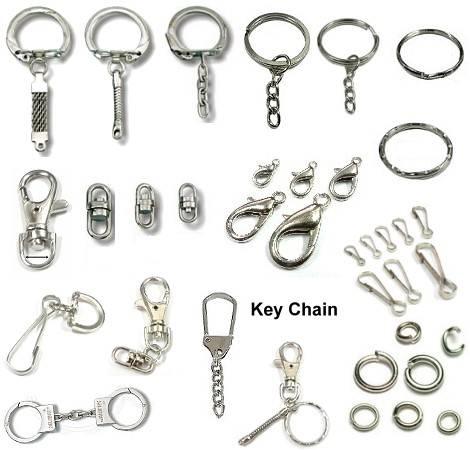 Key Chain & Holder