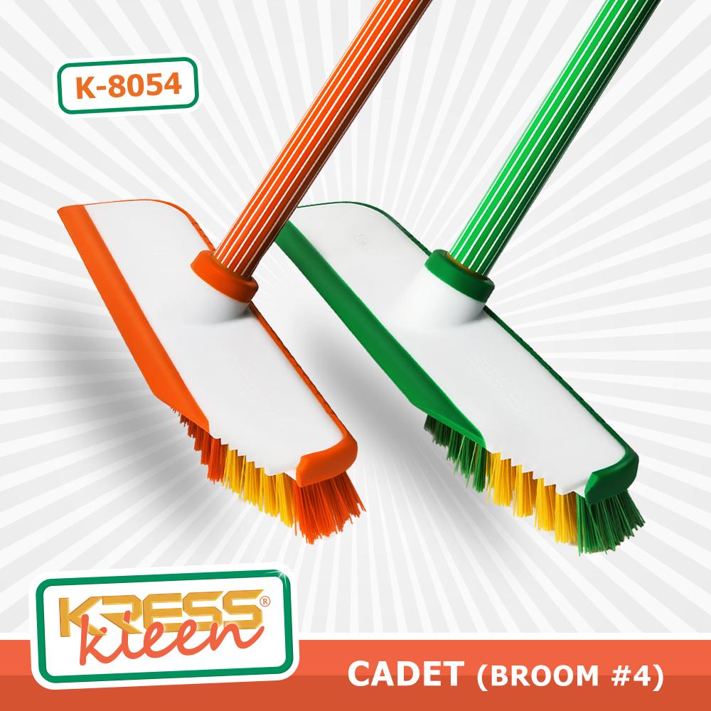 KRESS Kleen® CADET (Indoor broom #4)