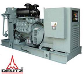 Deutz generator set 25kw open type