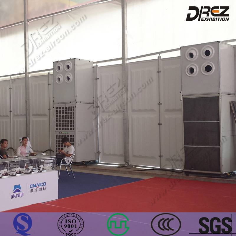 Air Cooled Low Noise Integral Air Condition for Exhibition Tent