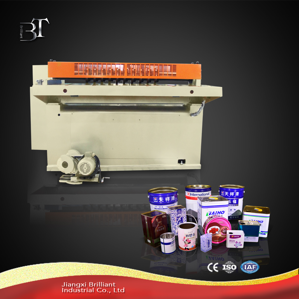 GT1B5B tin cutting machine for tin can making