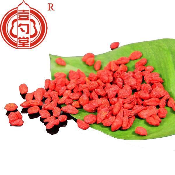 China goji berries certified organic goji berry