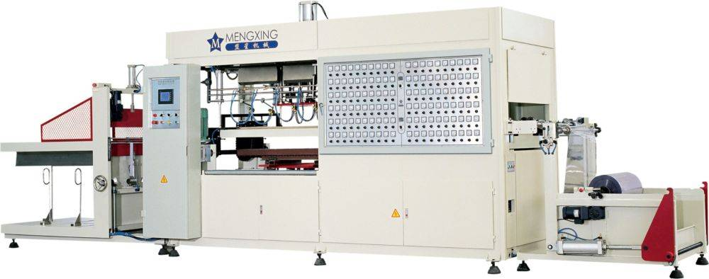 XC46-71/122-WP Suction Forming Machine