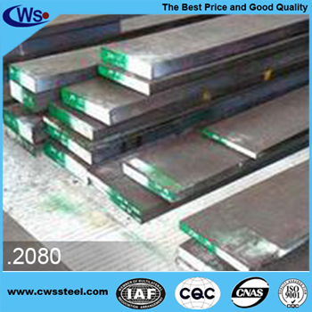 DIN 1.2080 Cold Work Mould Steel Plate