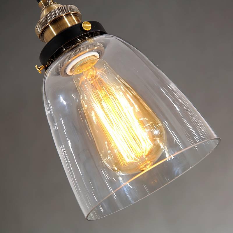 industry vintage pendant light