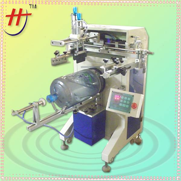 Hot sales cylindrical screen printing machine