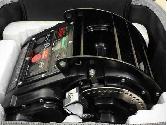 Miya Epoch XR-3000-E 2 Speed Big Game Electric Reel