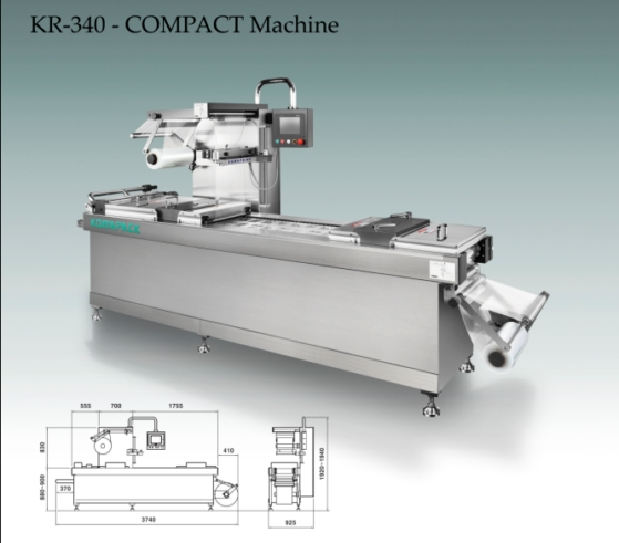 KR-340-COMPACT Machine