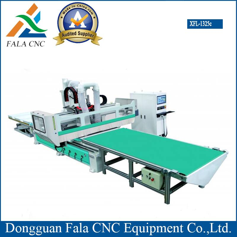 XFL-1325c Cutting Machine