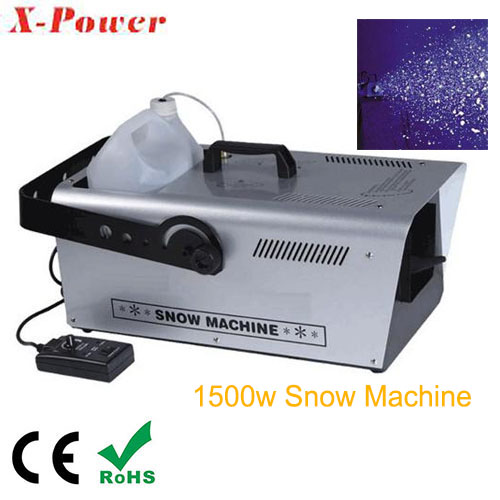 snow machine for parties
