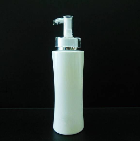 Plastic lotion bottle, plastic pump bottle, face cream bottle