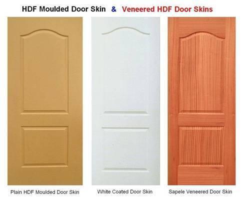 Molded Door Skin