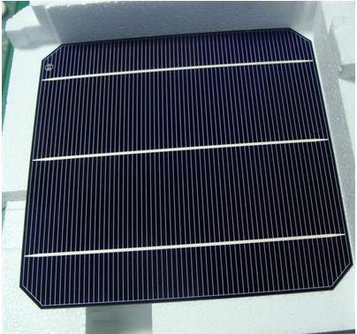 High Quality 4.0W-4.5W Monocrystalline Solar Cells 6x6 with Efficiency 16.80%-19.00%