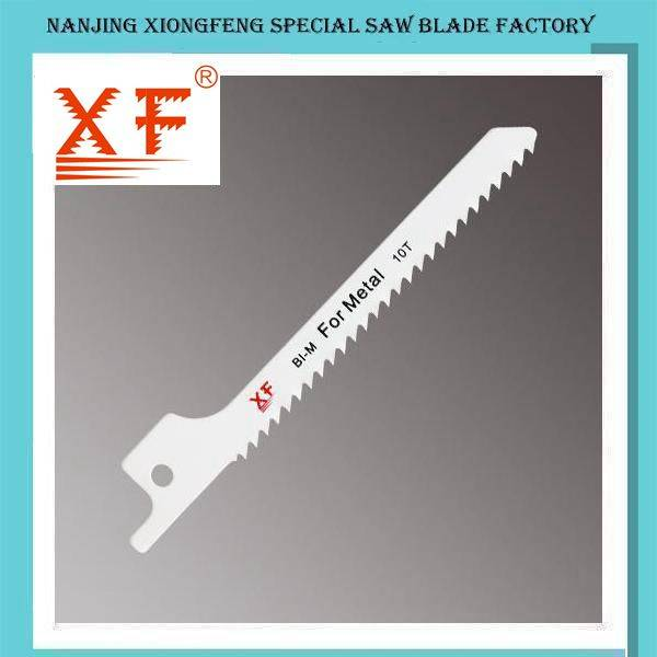 Bimetal 92mm Reciprocating Saw Blade for Metal