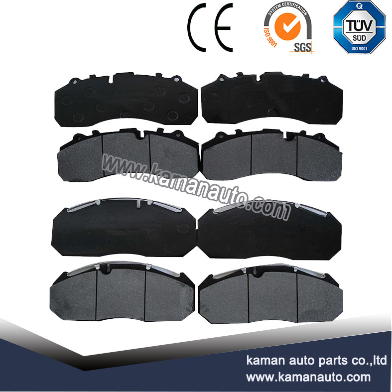 truck brake pads WVA29030 WVA29087