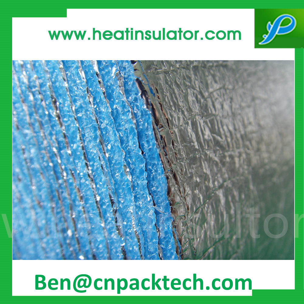 Heat Barrier Anti-Cushion Foil Foam Insulation In Energy-Saving