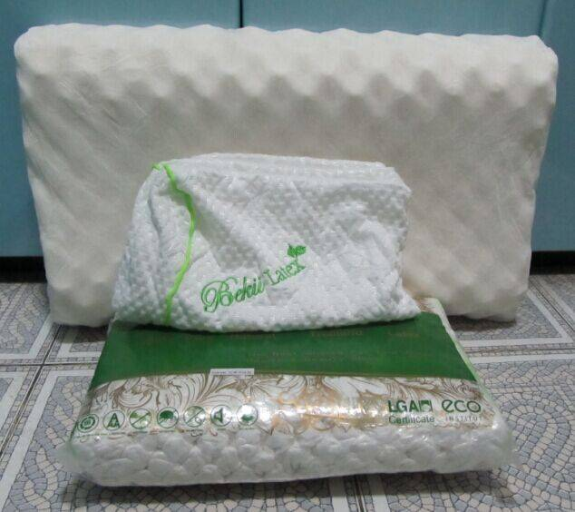 Hot selling 100% Natural Latex pillow