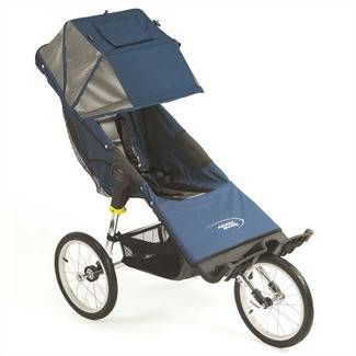 Baby Jogger Independence 3 Wheel Special Needs Stroller $722.25 FREE Shipping + FREE Gift