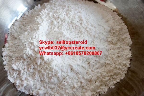 CAS 71-58-9 White Anabolic Powder Medroxyprogesterone Acetate(MPa)