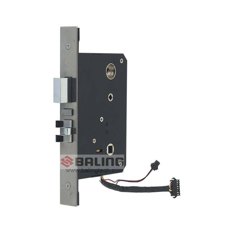 Top Security Latch Bolt Lock Body Tamperproof  Latch Anti-Plug House electronic Lock Body