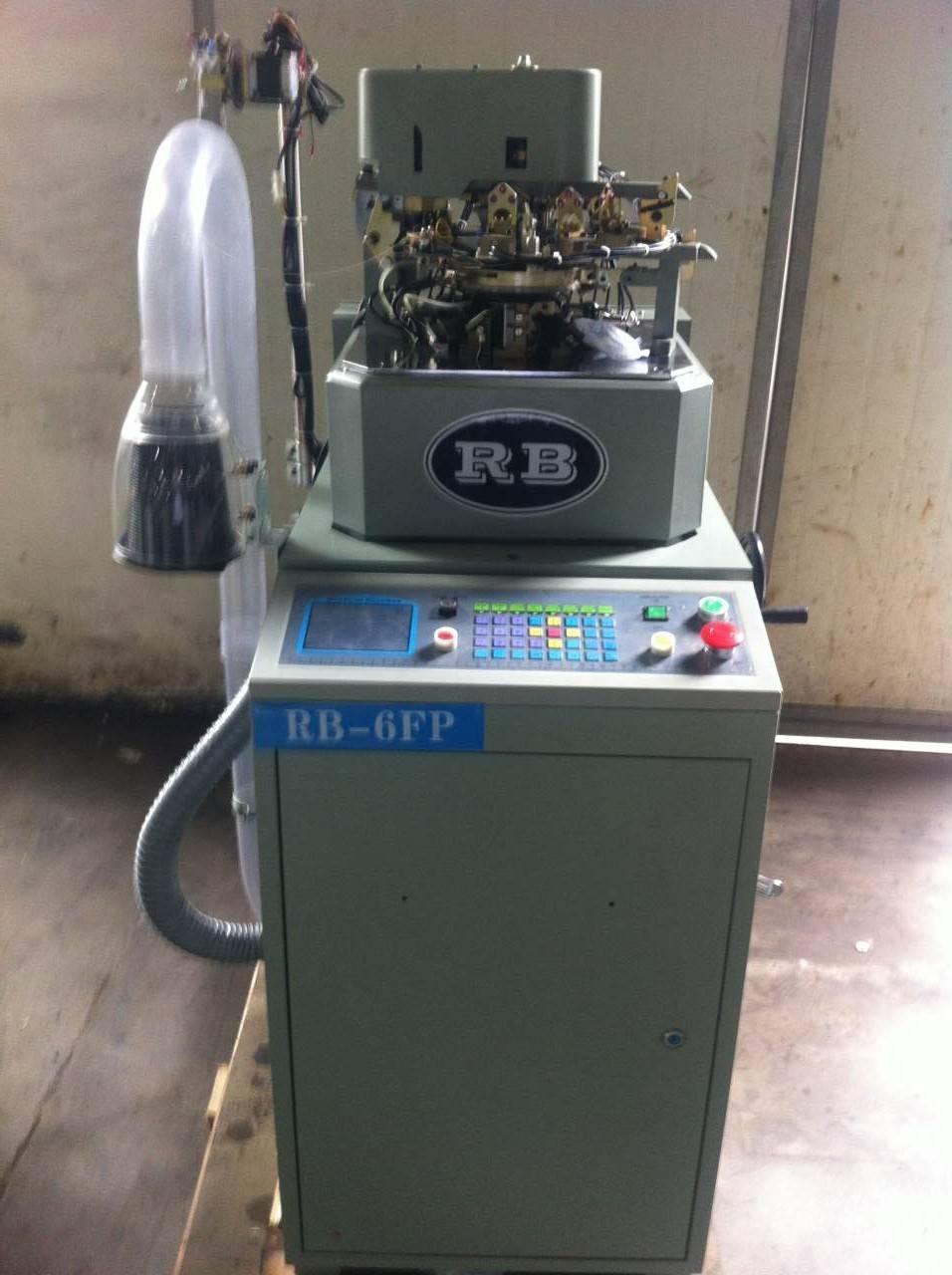 RB-6FP Professional High Speed Plain Sock Making Machine 3.5 Inch