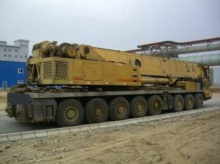 GROVE GMK6300 300T used truck crane for sale