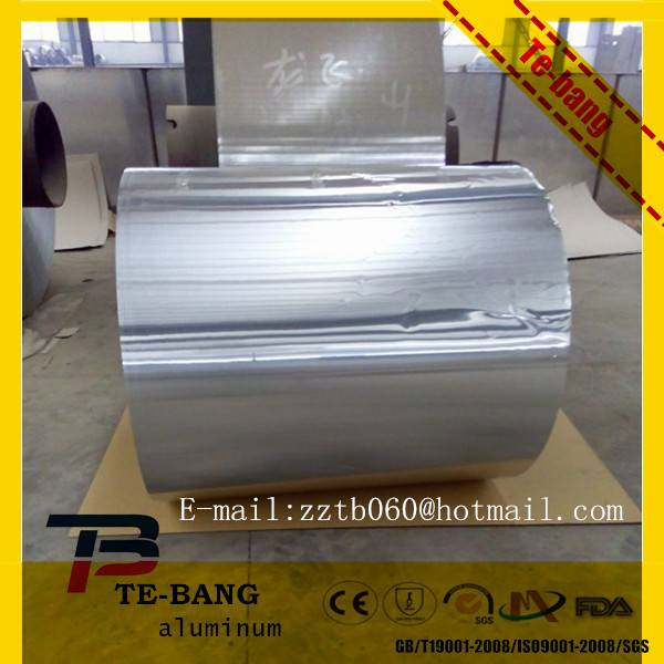 8011 -O Lamination Aluminum Foil material for food packaging