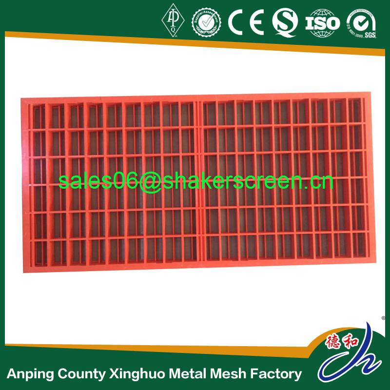 For Swaco Mongoose Orange Shale Shaker Screen